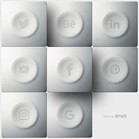 Social networks images sizes