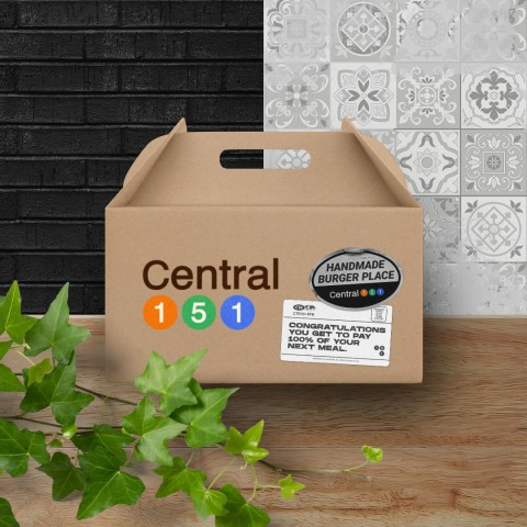 Central 151 Burger Restaurant
