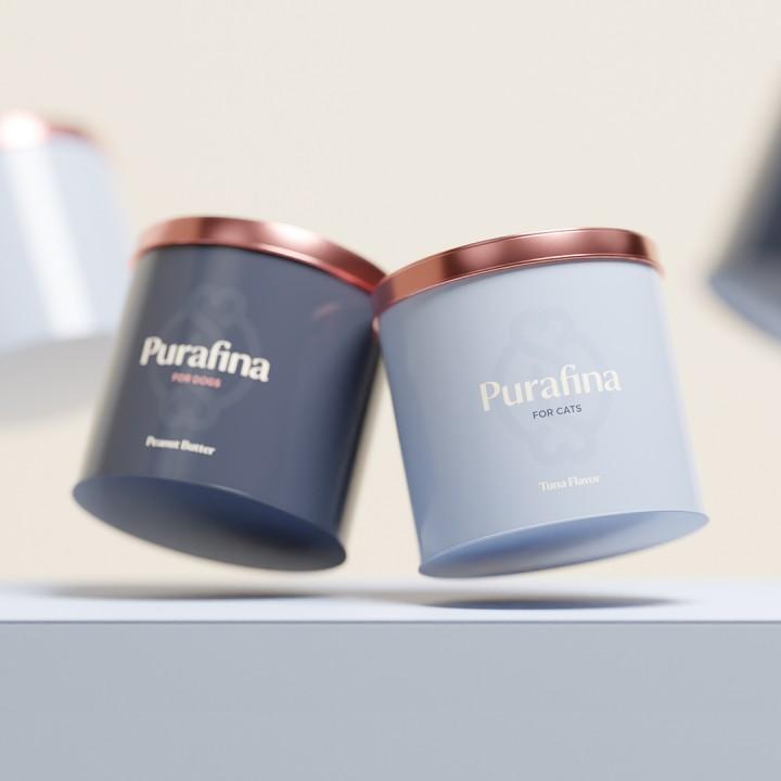 Purafina Branding